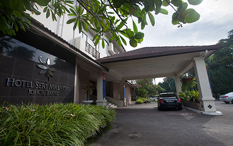 Hotel Seri Malaysia Johor Bahru